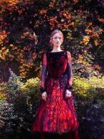 Audrey Marnay Harpers Bazaar 2015 © Erik Madigan Heck1
