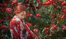 Audrey Marnay Harpers Bazaar 2015 © Erik Madigan Heck3