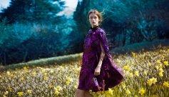 Audrey Marnay Harpers Bazaar 2015 © Erik Madigan Heck5