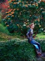 Audrey Marnay Harpers Bazaar 2015 © Erik Madigan Heck9