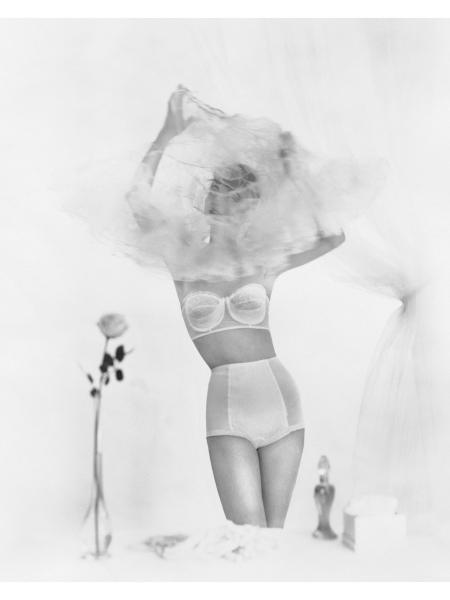 © Bridal Lingerie 1950's © Don Honeyman