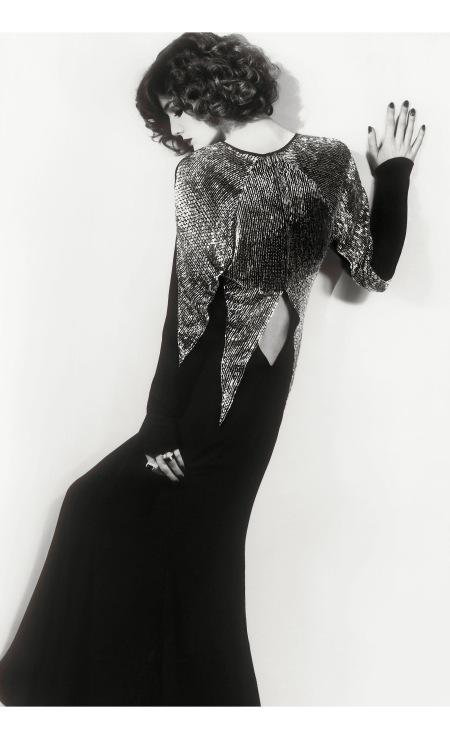 Collection Chloé A:W Vogue 1973 © Guy Bourdin