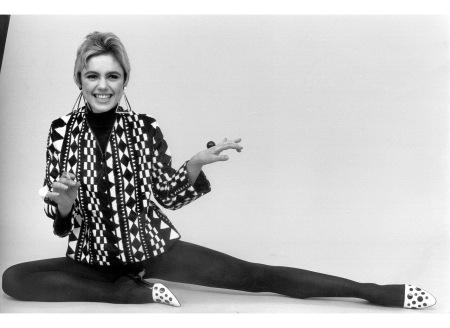 Edie Sedgwick Nov 1965 © Frederick Eberstadt