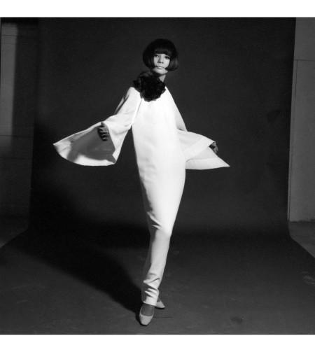 Hiroko In Cardin 1965