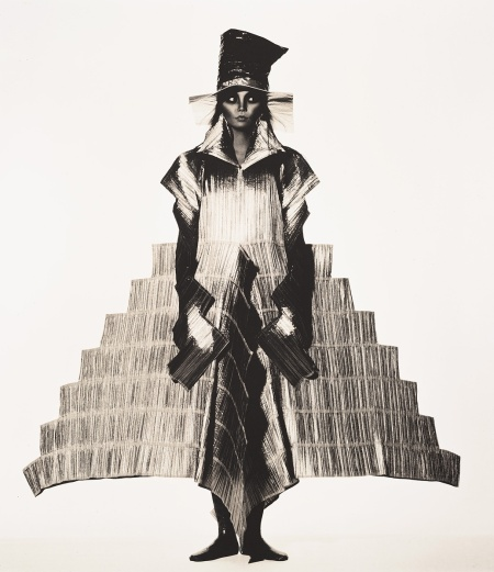 Issey Miyake Staircase Dress, New York, 1994