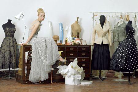 Jessica Stam Golden Years Oct 2007 © Corinne Day