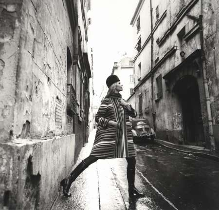 Judy O'Connell Pierre Caedin Paris 1967 bn