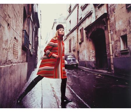 Judy O'Connell Pierre Caedin Paris 1967