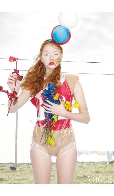 Lily Cole. May 2007 Nick Knight