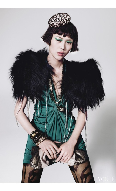 Liu Wen July 2009
