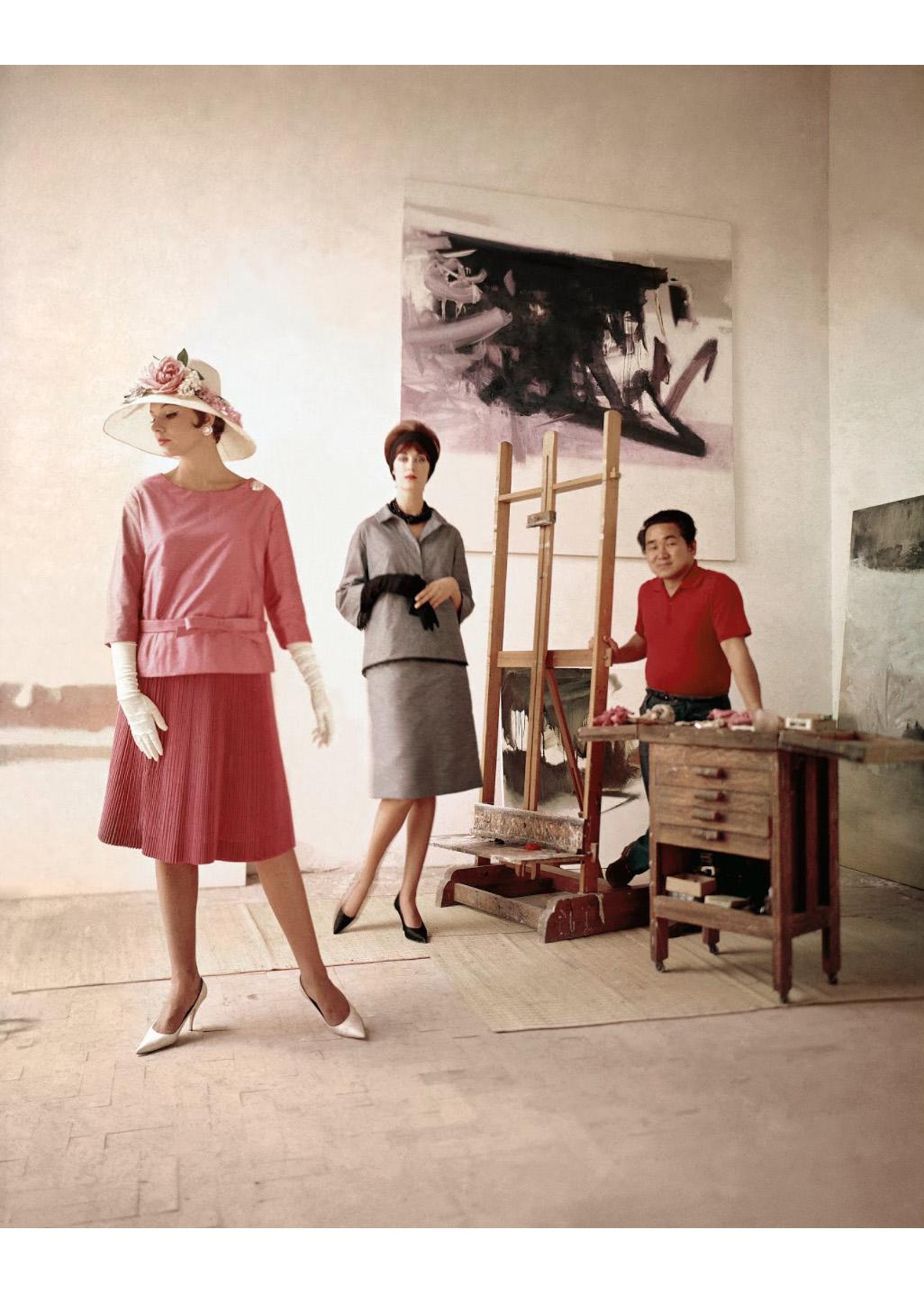 60s Pleasurephoto Pagina 41 Bettina Heels Netty Beige Campaign Of Rhodia