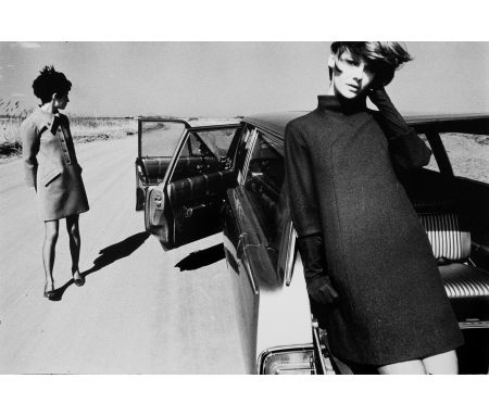 Moyra Swann, Barbara Berger, Harper_s Bazaar, August 1967