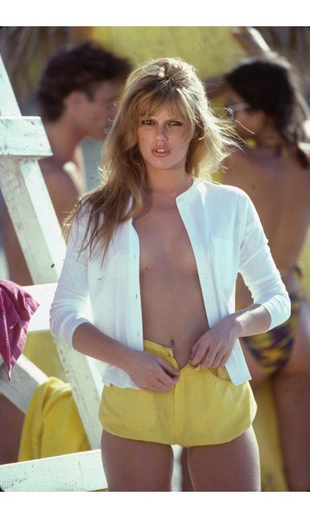 Patti Hansen, 1979 © Mike Reinhardt