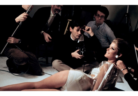 Richard Avedon New York 1966 © Burt Glinn