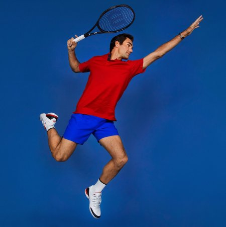 Roger Federer Erik Madigan Heck for The New York Times