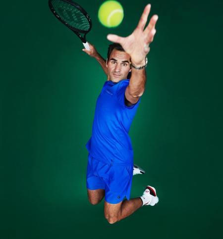 Roger Federer Erik Madigan Heck for The New York Times1