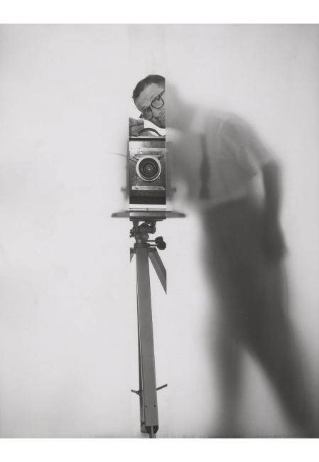 Self Portrait New York, 1950 © Erwin Blumenfeld