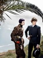 Stella Tennant by Mario Testino (El Dorado - US Vogue September 2012) 8