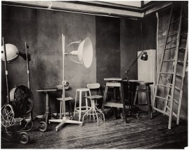 Studio, Paris, 2002