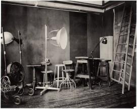 Studio, Paris, 2002