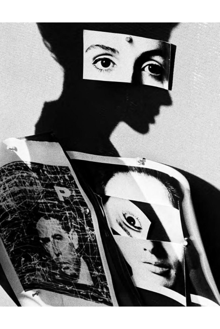 "Tilly Tizzani ""Abstract Beauty,"" Harper_s Bazaar, January 1963"
