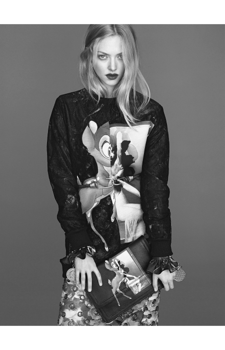 Amanda Seyfried Givenchy campaign, Fall:Winter 2013 © Mert & Marcus