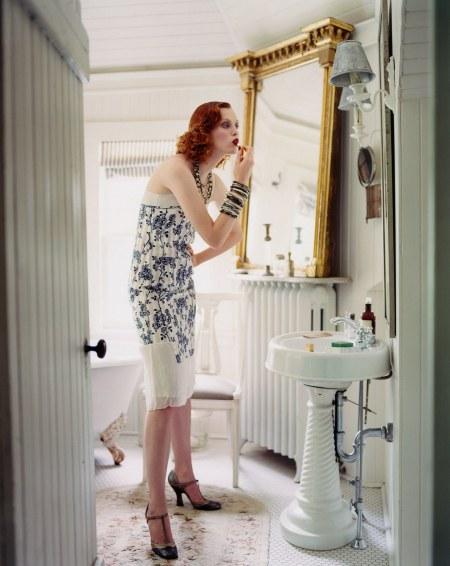 Arthur Elgort, Vogue, November 2003