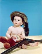 1960s BABY BOY WEARING...