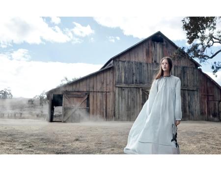 Calvin Klein 205W39NYC Spring 2018 Ad Campaign © Willy Vanderperre copia