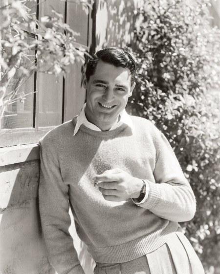 Cary Grant November 1934 © George Hoyningen-Heune