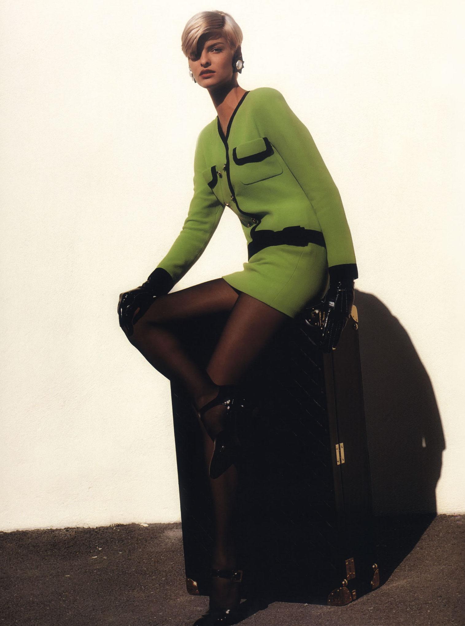 Kristel Moreno (b. 1991)