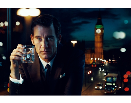 Clive Owen Three Olive ADS 2012 © Norman Jean Roy