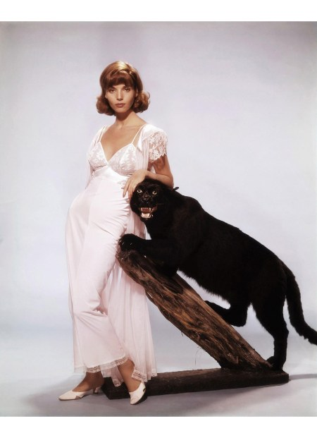 Elsa Martinelli in Rampage, 1963