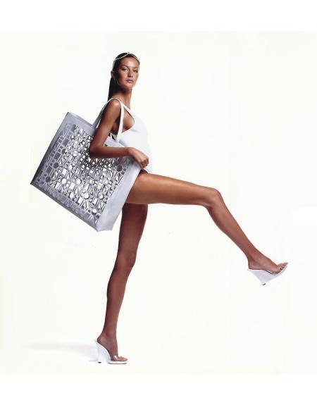 Gisele Bundchen by Patrick Demarchelier for Céline S:S 2000