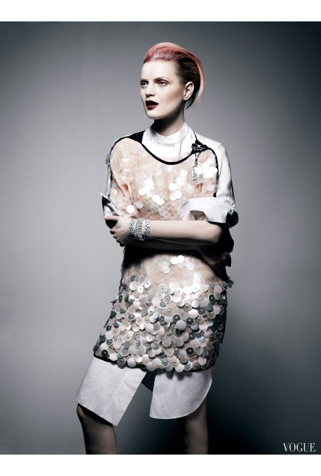 Guinevere Van Seenuss Craig McDean, Vogue, April 2012