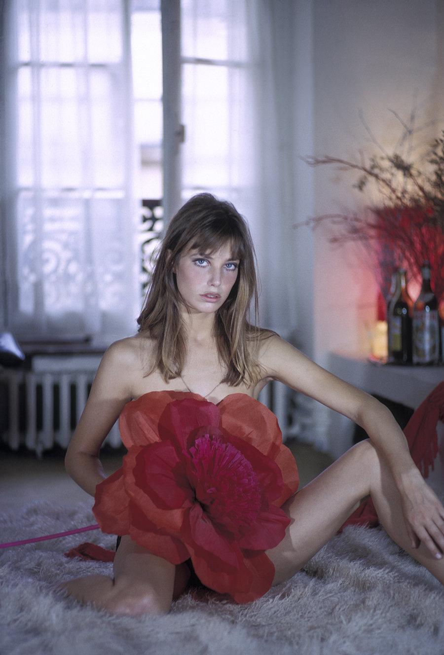 Jane Birkin by Giancarlo Botti   © Pleasurephoto