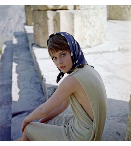 Jane Fonda 1964 © George Konig:REX:Shutterstock
