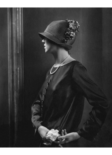 Joan Clement march 1924 © Edward Steichen
