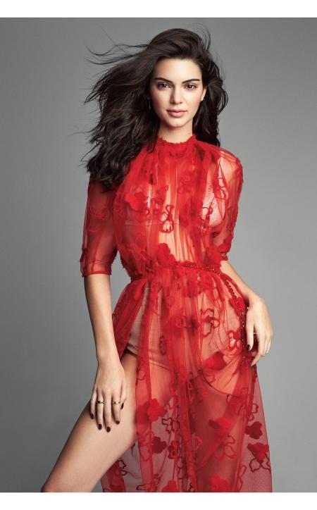 Kendall Jenner – Allure Magazine, October, 2016 © Patrick Demarchelier l