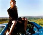 "Natalia Vodianova ""The Lost Highway"" Vogue Nippon, November 2002 © Carter Smith4"