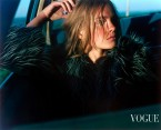 "Natalia Vodianova ""The Lost Highway"" Vogue Nippon, November 2002 © Carter Smith5"