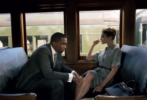 Natalia Vodianova Sean Combs Diddy Brief Encounter US Vogue February 2010 © Annie Leibovitz1