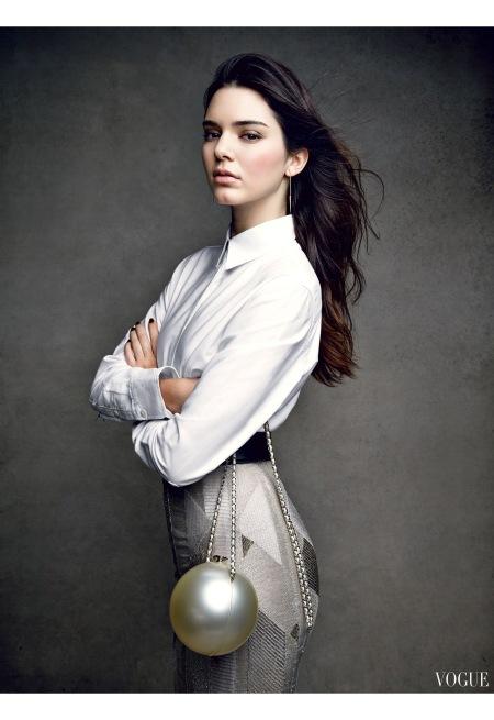 Patrick Demarchelier, Vogue, December 2014