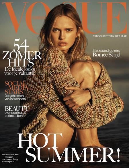 Rome Strijd Vogue Netherlands June 2017 © jan Welters