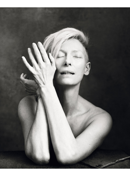 Tilda Swinton, New York Magazine, April 7, 2014 © Norman Jean Roy c