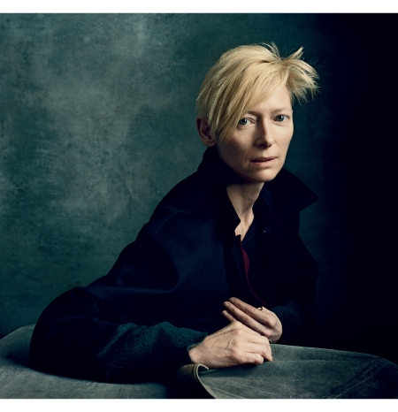 Tilda Swinton, New York Magazine, April 7, 2014 © Norman Jean Roy