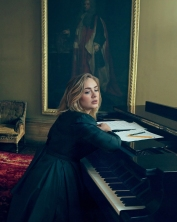 Adele Vogue March 2016 © Annie Leibovitz0