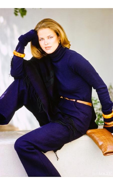 Arthur Elgort, Vogue, August 1975-lisa