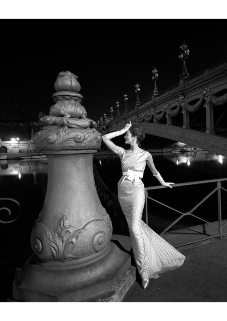 Carmen Balmain | Seine by Gleb Derujinsky, 1957