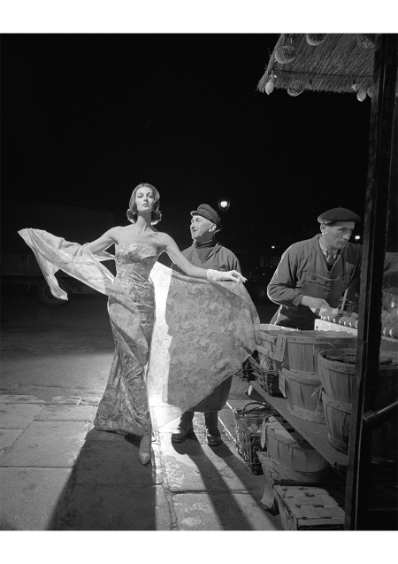 Carmen Dessès | Pied de Cochon by Gleb Derujinsky, 1957